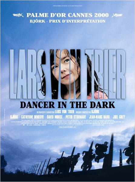 Dancer in the Dark : Affiche . Björk, Lars von Trier