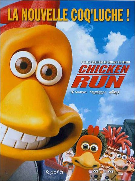 [MULTI] Chicken Run [DVDRiP] [FRENCH]