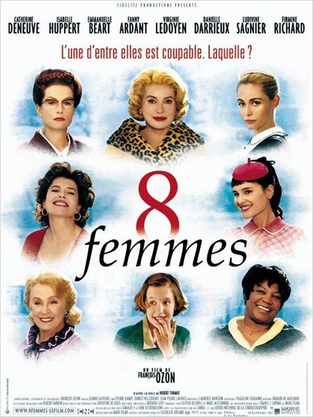 8 femmes [DVDRIP]