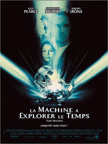 [DF] La Machine à explorer le temps - Time machine [DVDRiP]
