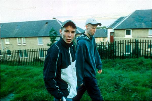 Sweet Sixteen : photo Ken Loach, Martin Compston, William Ruane