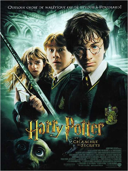 Harry Potter et la chambre des secrets [FRENCH] [DVDRiP]
