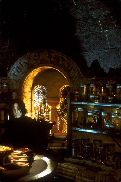 Photo de alan rickman dans le film harry potter et la - Harry potter et la chambre des secrets film complet vf ...
