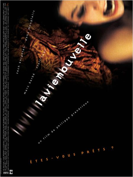 La Vie nouvelle : affiche Philippe Grandrieux