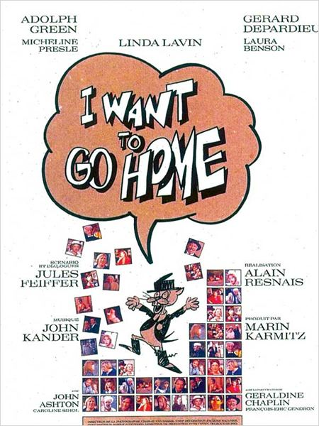 I Want to Go Home : affiche