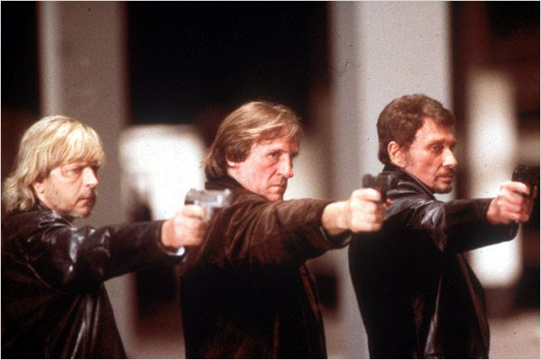Wanted : photo G&#233;rard Depardieu, Johnny Hallyday, Renaud
