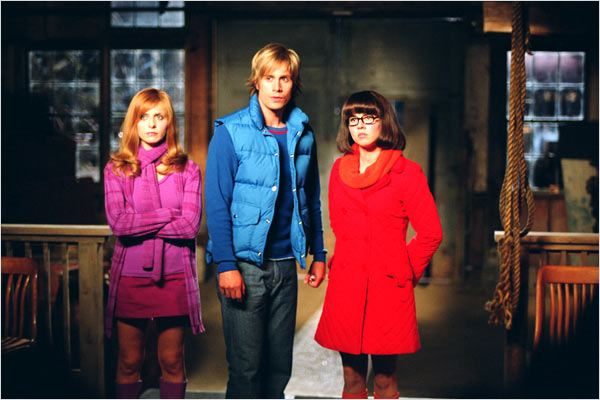 Scooby-Doo 2 : les monstres se d&#233;cha&#238;nent : photo Freddie Prinze Jr., Linda Cardellini, Sarah Michelle Gellar