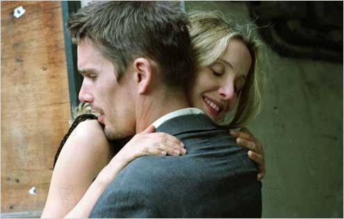 Before Sunset : Photo Ethan Hawke, Julie Delpy, Richard Linklater