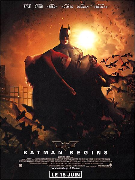 Batman Begins [DVDRIP] [FRENCH]