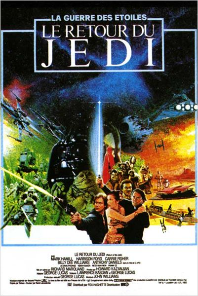 Star Wars : Episode VI - Le Retour du Jedi TrueFrencH PAL DVD-R AC-3 RLS@Boy