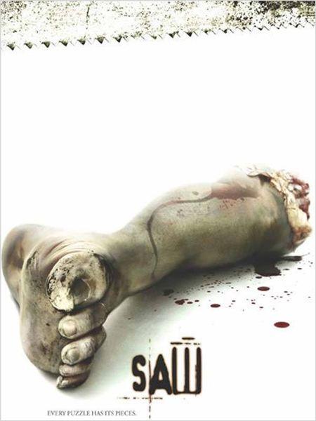 Saw : Affiche