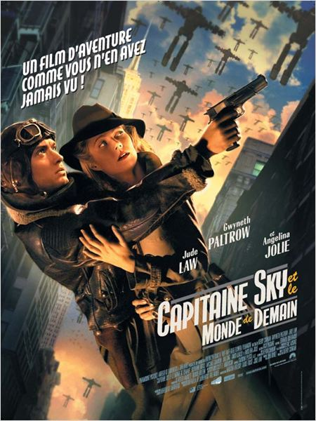 Capitaine Sky et le monde de demain | FRENCH MP4 | DVDRiP | MULTI