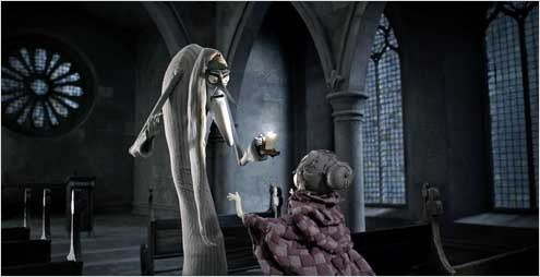 Les Noces funèbres : photo Tim Burton