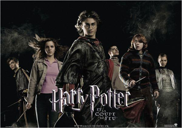 Harry potter et la coupe de feu affiche rupert grint - Harry potter et les portes du temps bande annonce ...