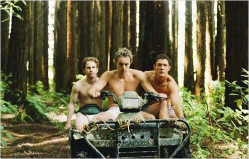 Jusqu&#39;au cou : photo Dax Shepard, Matthew Lillard, Seth Green, Steven Brill