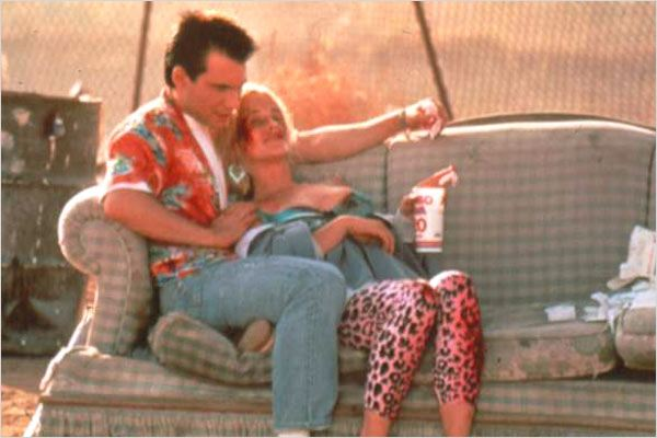 True Romance : photo Christian Slater, Patricia Arquette, Tony Scott