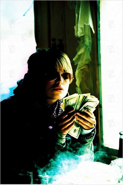 Domino : photo Keira Knightley, Tony Scott
