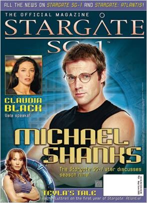 Stargate SG-1 : Photo promotionnelle Michael Shanks