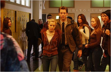 Veronica Mars : photo Kristen Bell, Michael Muhney
