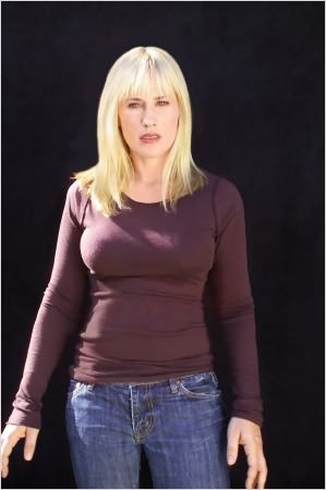 Médium : photo Patricia Arquette