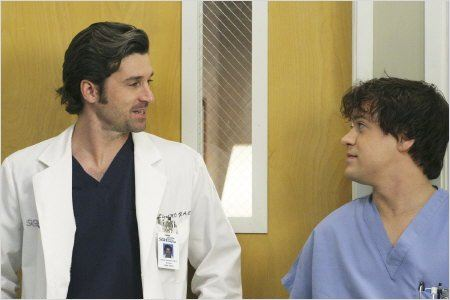 Grey's Anatomy : photo Patrick Dempsey, T.R. Knight