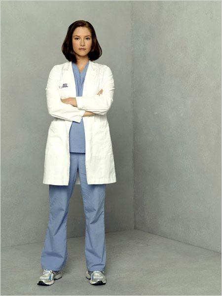 Grey's Anatomy : Photo Chyler Leigh