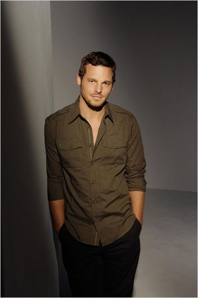 Grey's Anatomy : photo Justin Chambers