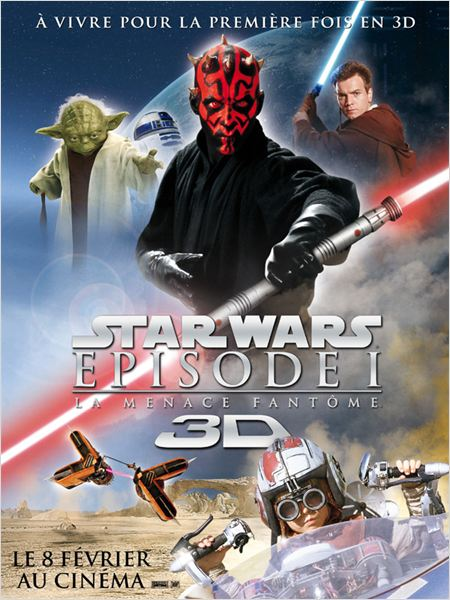 Star Wars : Episode I   La Menace fantôme streaming vf