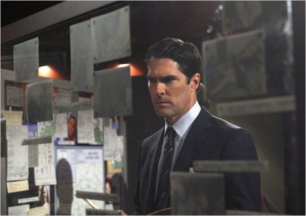 Esprits criminels : Photo Thomas Gibson