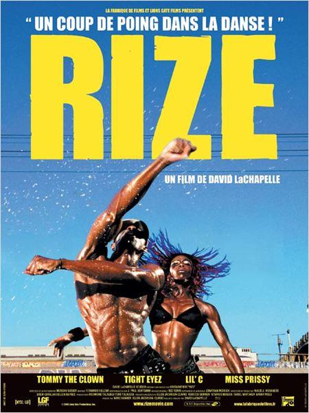 bande originale, musiques de Rize