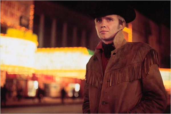 Macadam Cowboy : Photo John Schlesinger, Jon Voight