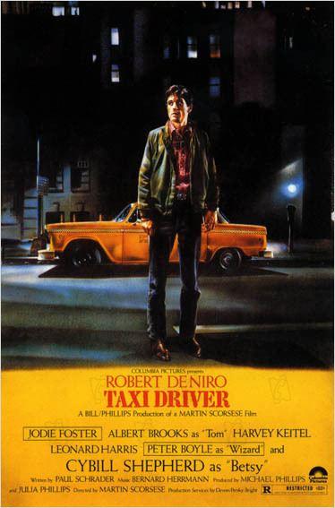 bande originale, musiques de Taxi Driver