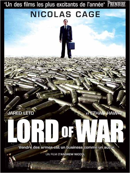Lord of War Streaming Film