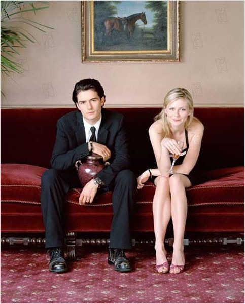 Rencontres à Elizabethtown : photo Cameron Crowe, Kirsten Dunst, Orlando Bloom