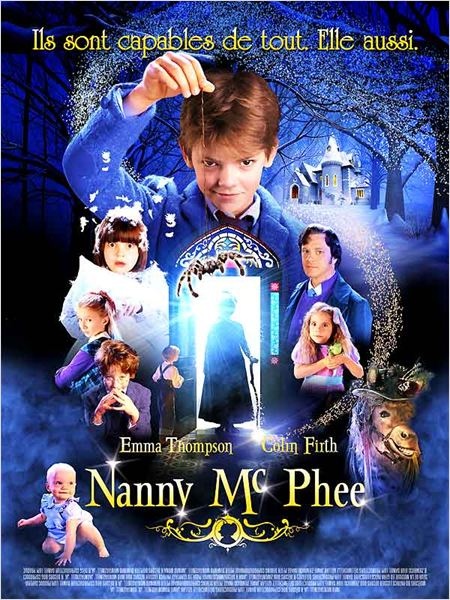 Nanny McPhee : affiche Kirk Jones (II)