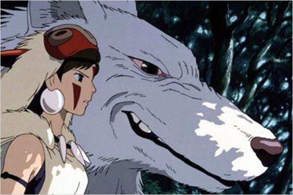 Princesse Mononoké : photo Hayao Miyazaki