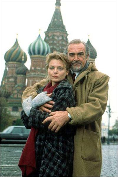 La Maison Russie : Photo Fred Schepisi, Michelle Pfeiffer, Sean Connery
