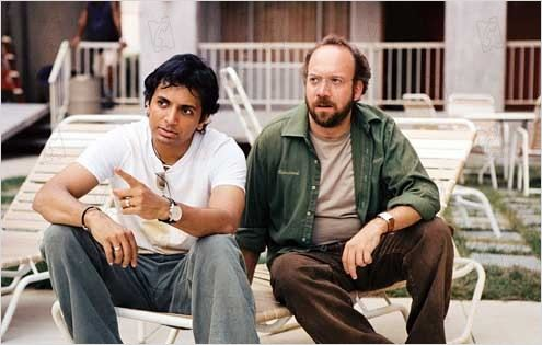 La Jeune fille de l'eau : Photo M. Night Shyamalan, Paul Giamatti