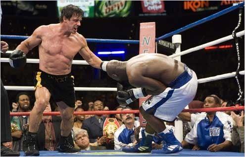 Rocky Balboa : Photo Antonio Tarver, Sylvester Stallone