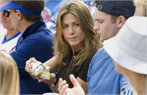 La Rupture : photo Jennifer Aniston, Peyton Reed