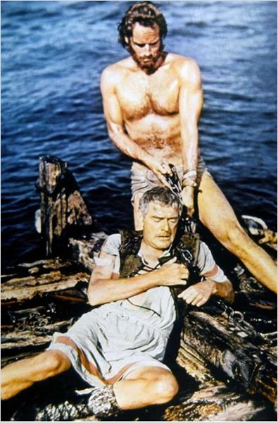 Ben-Hur : photo Charlton Heston, William Wyler