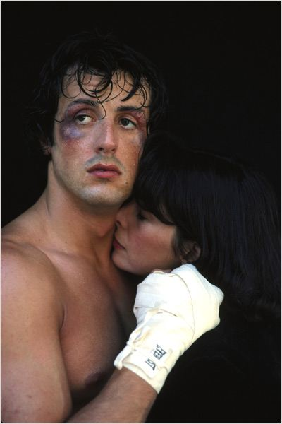 Rocky : photo John G. Avildsen
