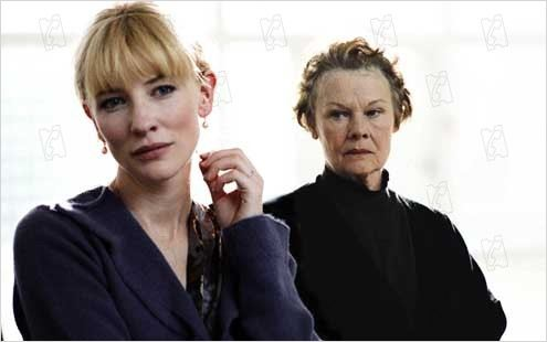 Chronique d&#39;un scandale : photo Cate Blanchett, Judi Dench, Richard Eyre