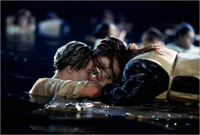 Titanic : Photo James Cameron