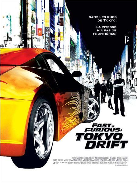 Fast & Furious : Tokyo Drift ddl