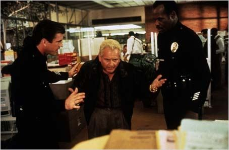 L'Arme fatale 3 : photo Danny Glover, Joe Pesci, Mel Gibson, Richard Donner