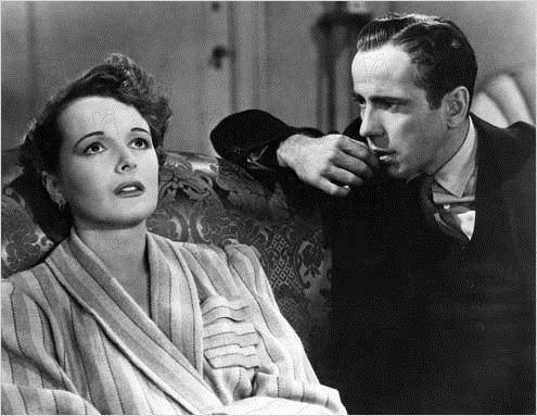 Le Faucon maltais : photo Humphrey Bogart, John Huston, Mary Astor