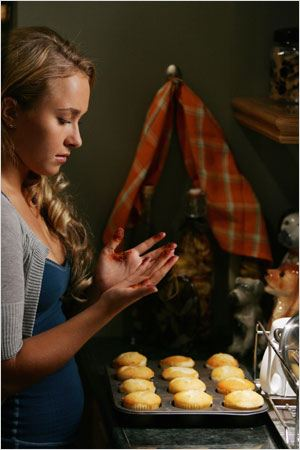 Heroes : Photo Hayden Panettiere