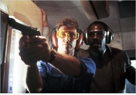 L'Arme fatale : Photo Danny Glover, Mel Gibson, Richard Donner