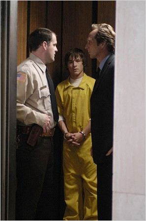 Prison Break : Photo Marshall Allman, William Fichtner
